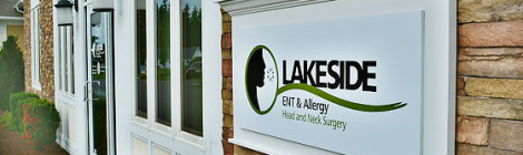 Lakeside ENT Canandaigua Office